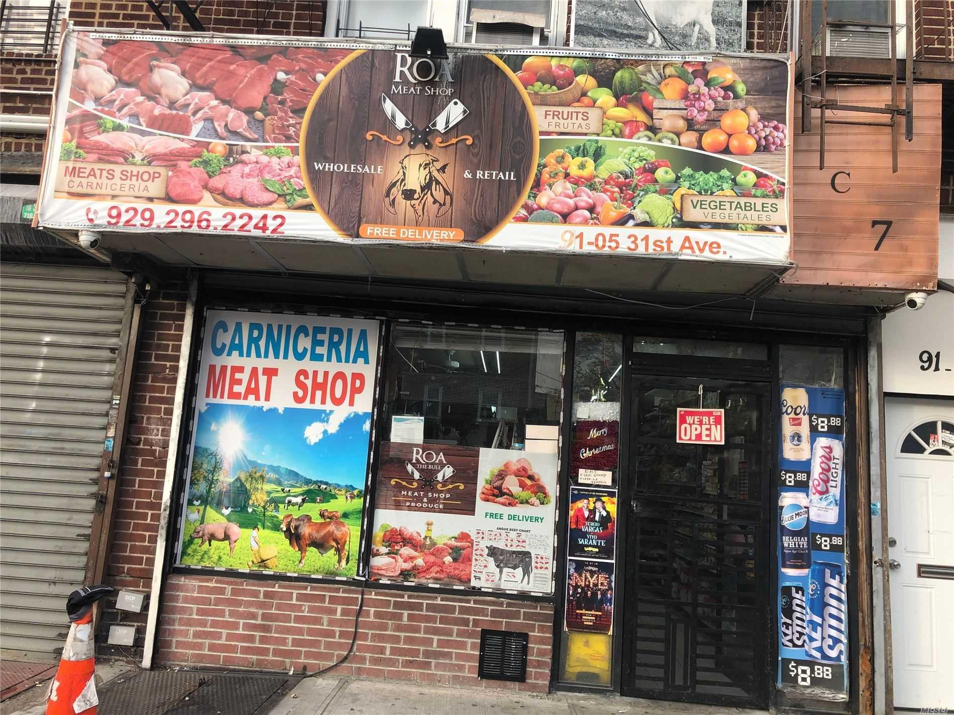 91-05 31st Ave - East Elmhurst, New York