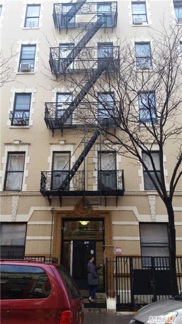 SOLD: 522 W West 152 Street, Harlem