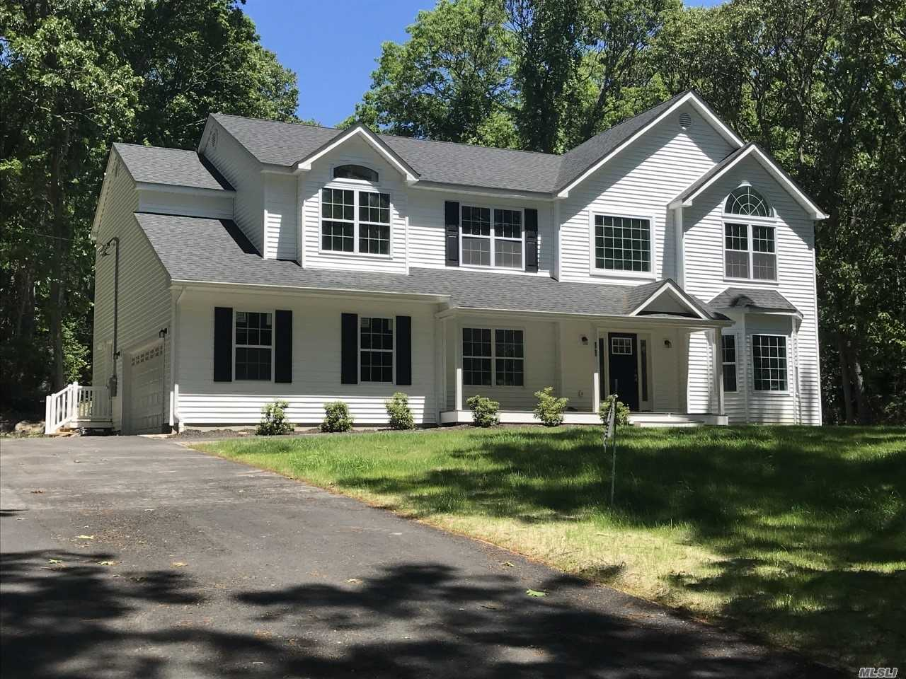 Lot 11 Shortwood Ln - Setauket, New York