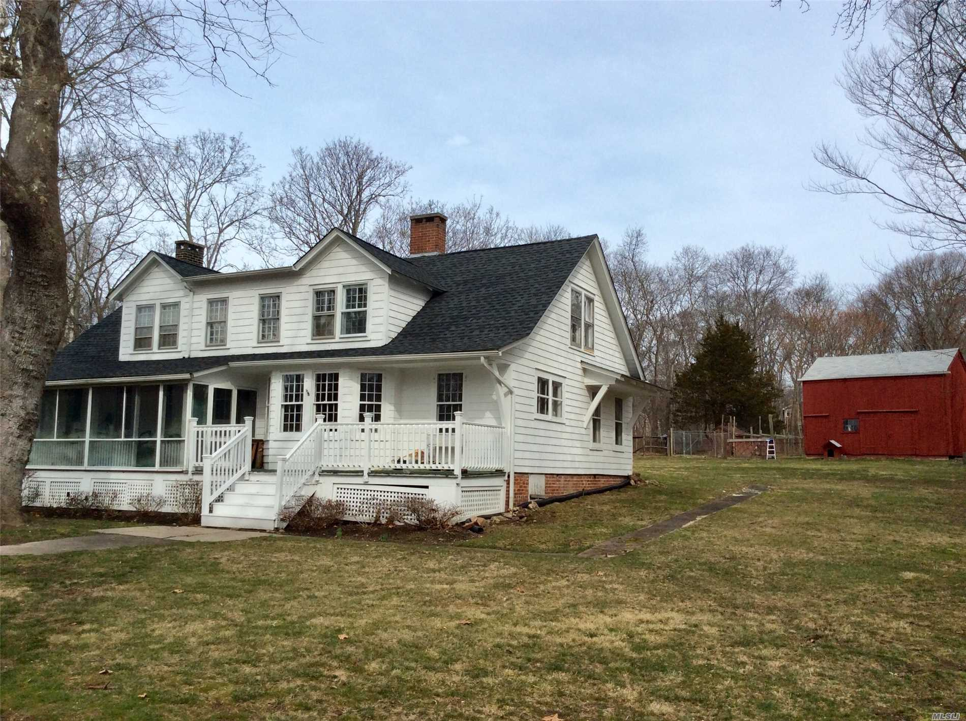 8645 N Main Bayview Rd - Southold, New York