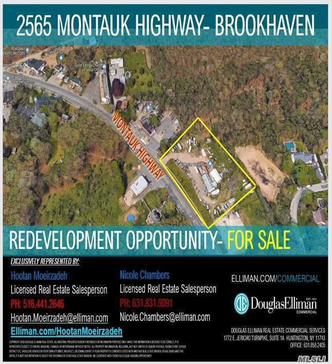 2565 Montauk Hwy - Brookhaven, New York