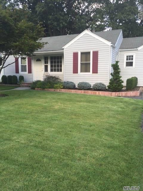 Welcome Home! Just Listed Home In Port Jefferson Station!!