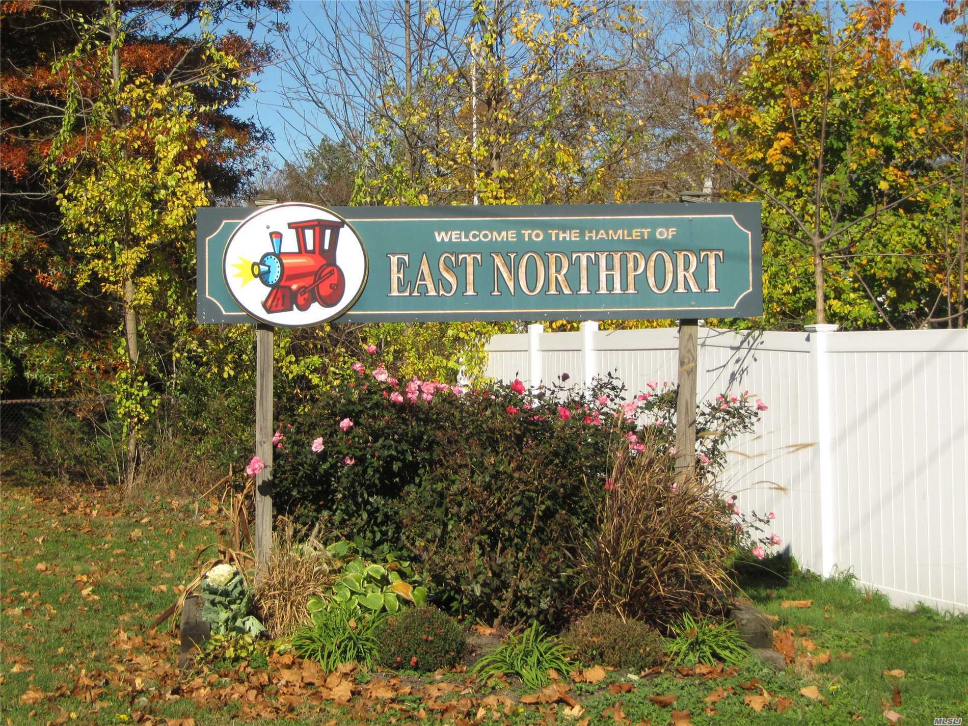 Land Lot Laurel Rd - E. Northport, New York
