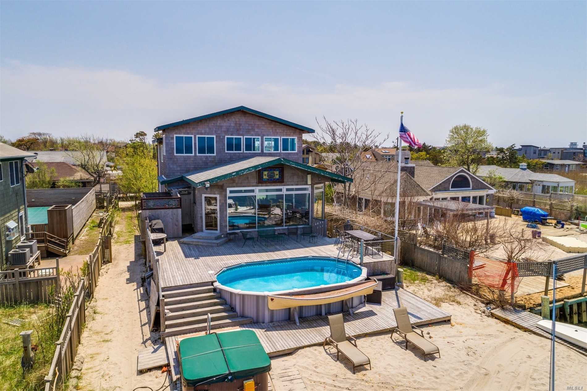 325 Bay Walk - Ocean Beach, New York