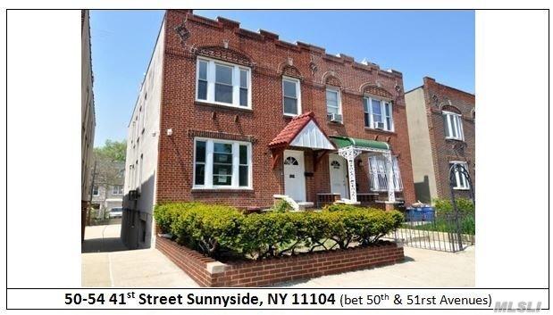 50-54 41st St - Sunnyside, New York