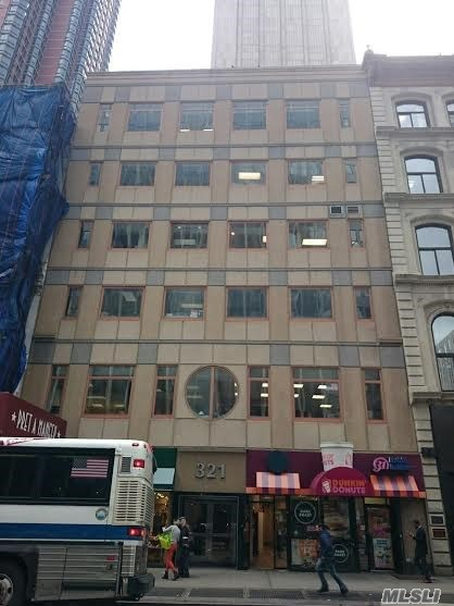 321 Broadway, New York: Office Space for Rent in a Legal District