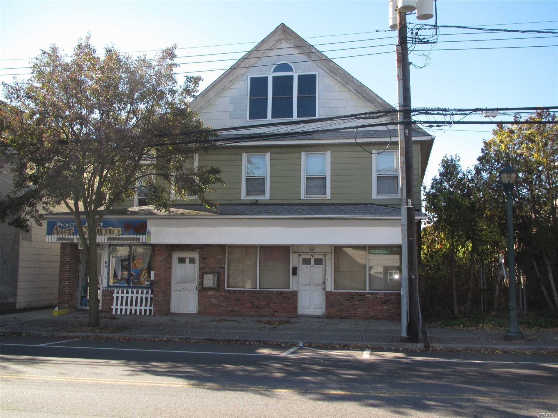 74-80 Larkfield Rd - E. Northport, New York