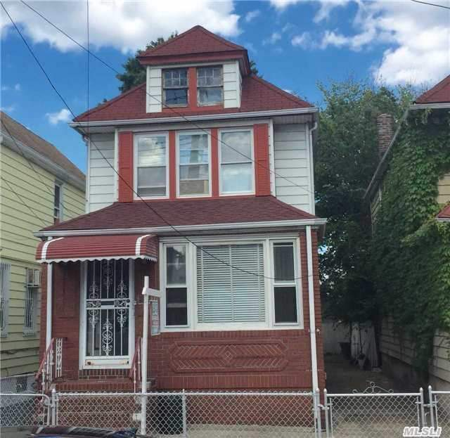 Sold: 111-37 128th Street, S. Ozone Park, NY 11420