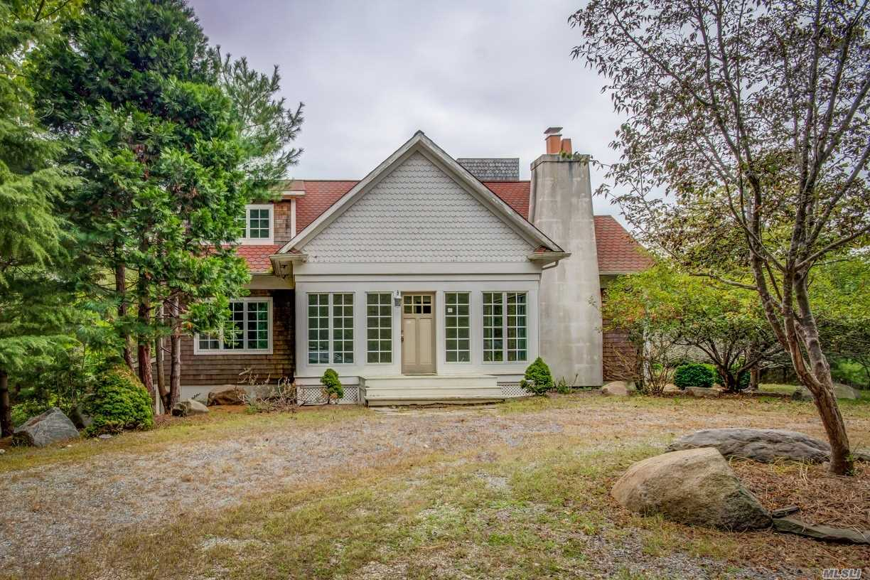 1129 Old Sag Harbor Rd - Water Mill, New York