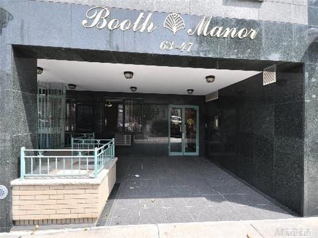 Sold: 63-47 Booth St, Rego Park, NY 11374  #3C