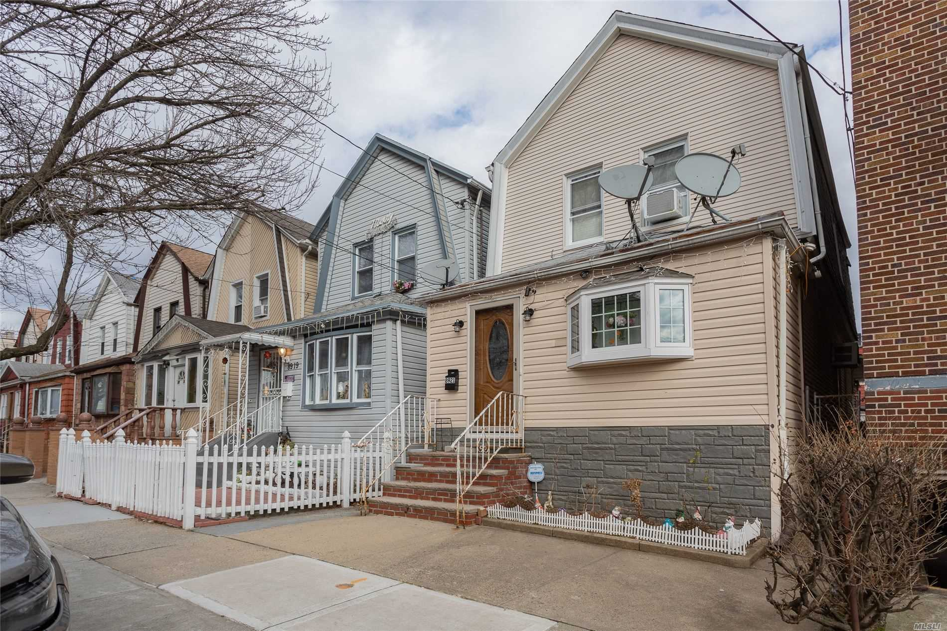89-21 86th St - Woodhaven, New York