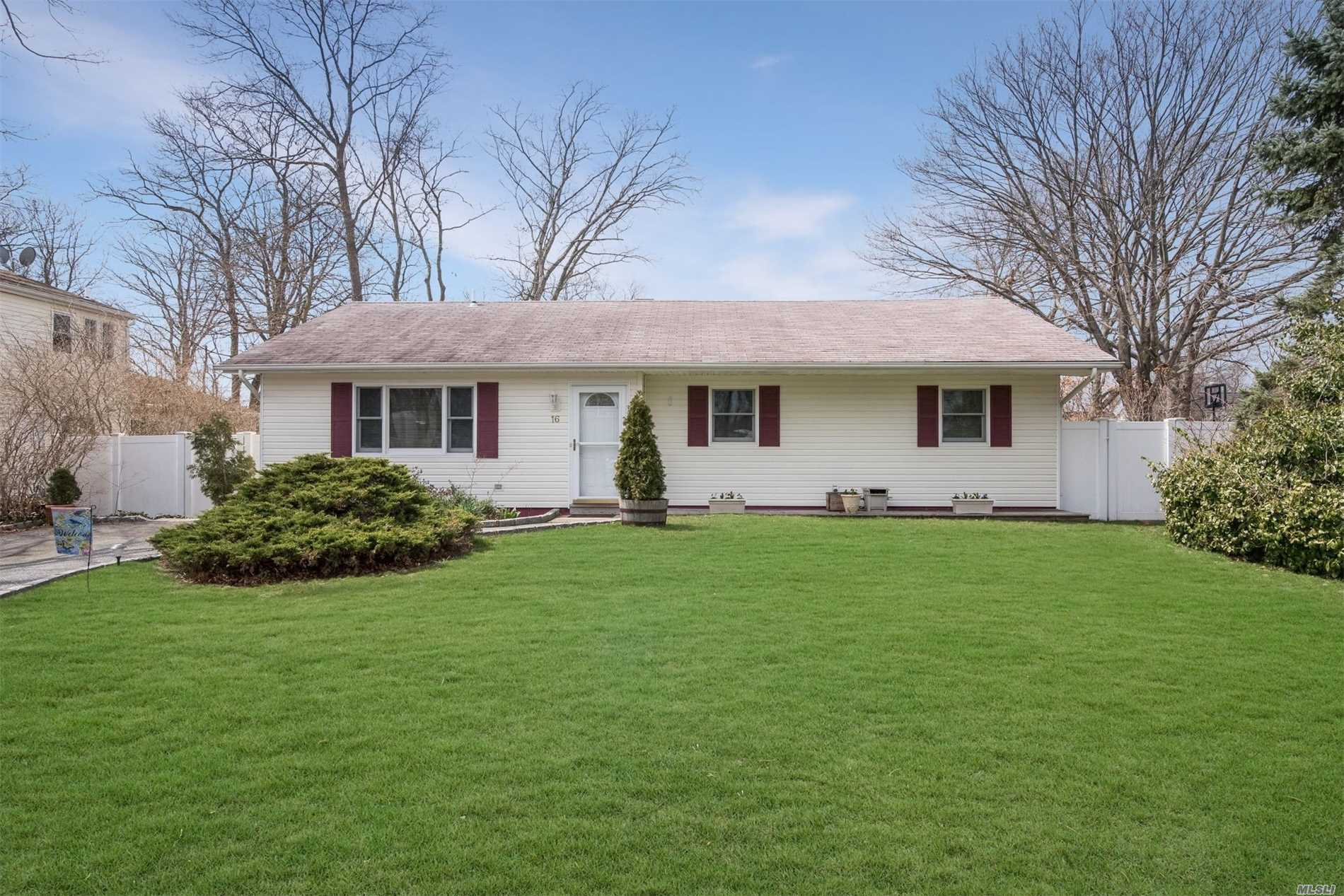 16 Sims St - Patchogue, New York