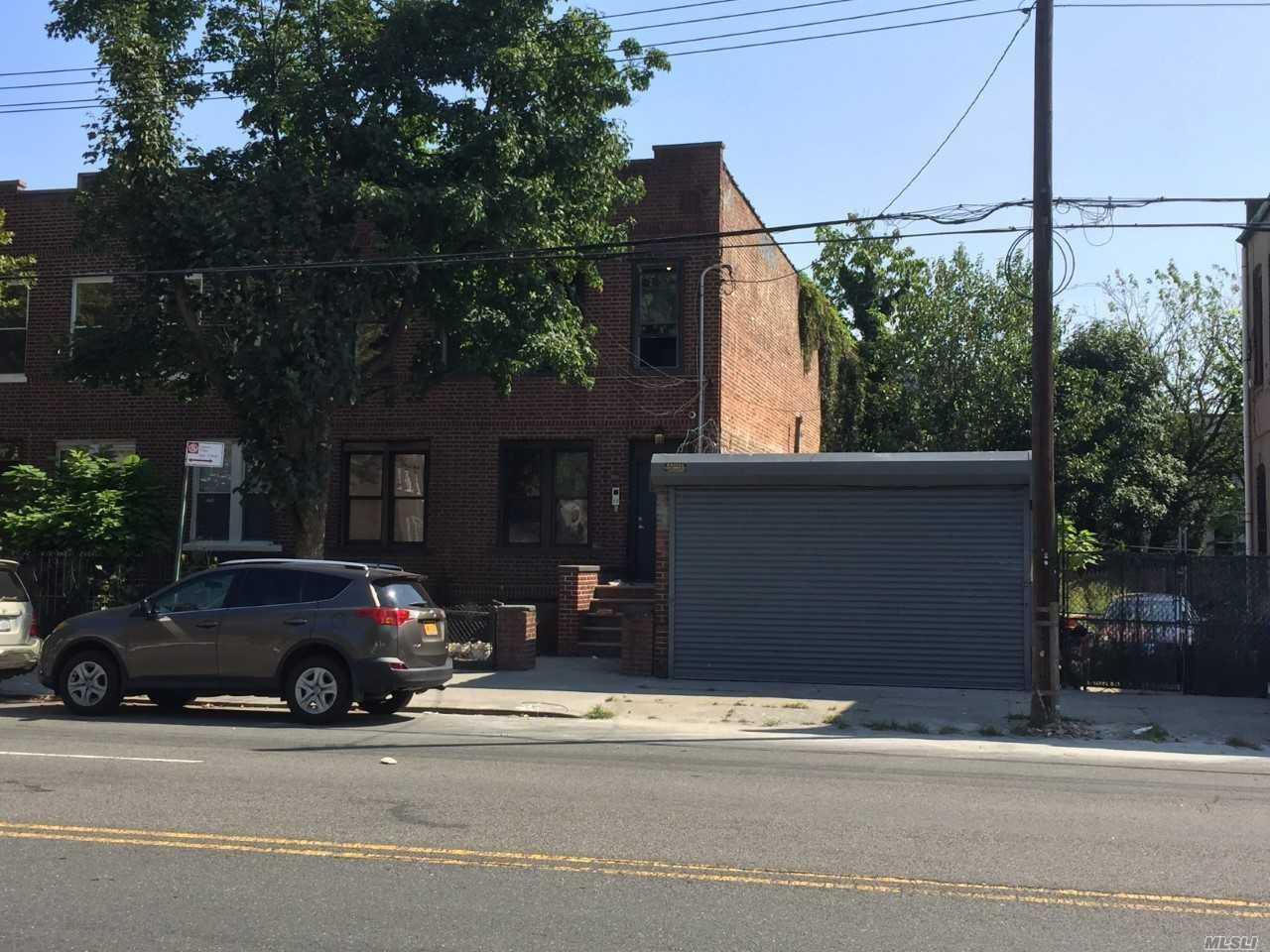 1245 Blake Avenue - Cypress Hills, New York