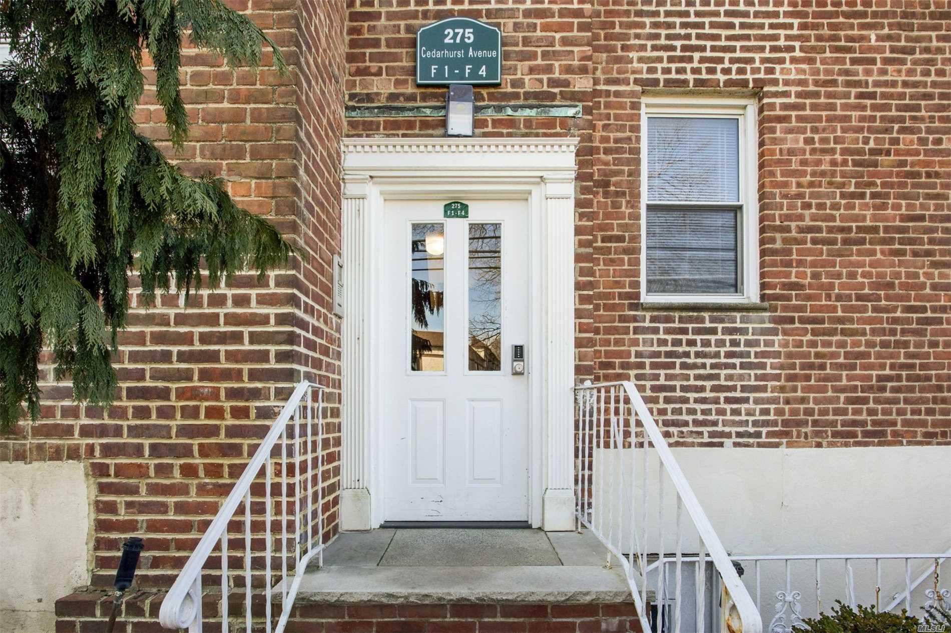 275 Cedarhurst Ave, F 1 - Cedarhurst, New York