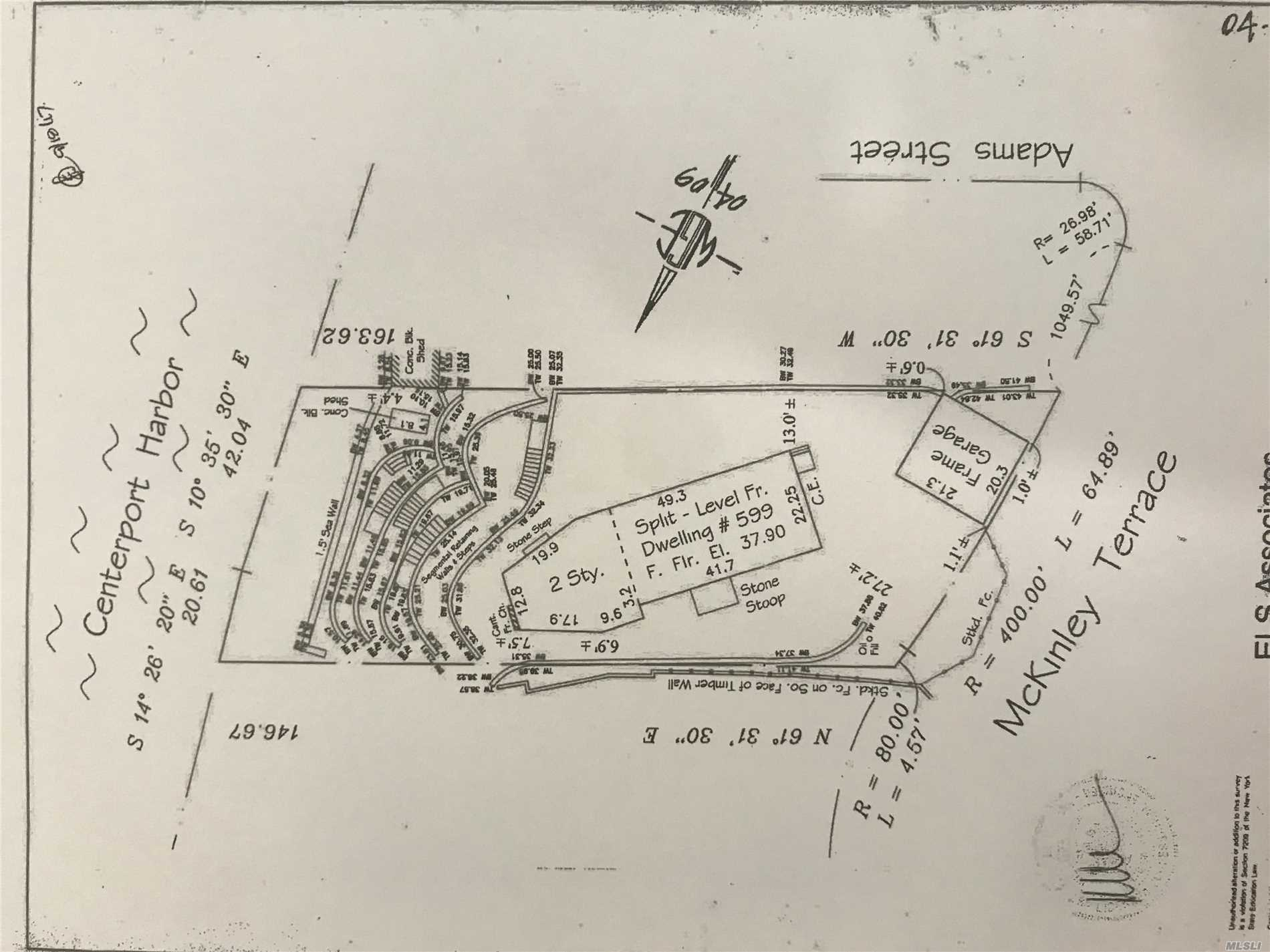 Lot 599 Mckinley Ter - Centerport, New York
