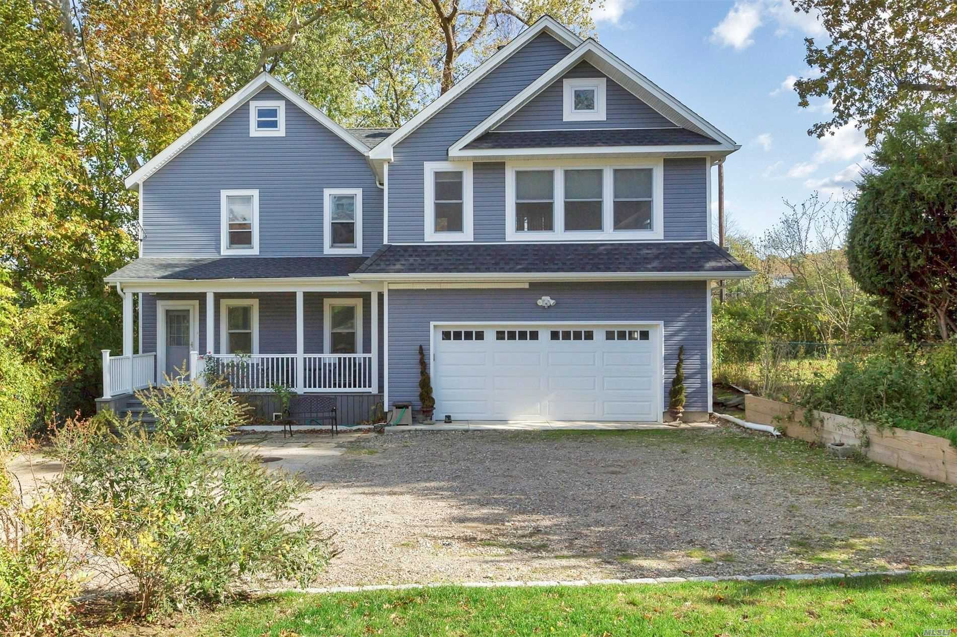 63 Anstice St - Oyster Bay, New York