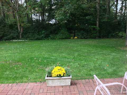 151 Glen Dr Spacious Landscaped Backyard View