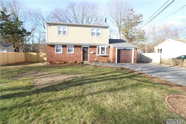 Brand New Fully Renovated Two Story Home In Bay Shore!