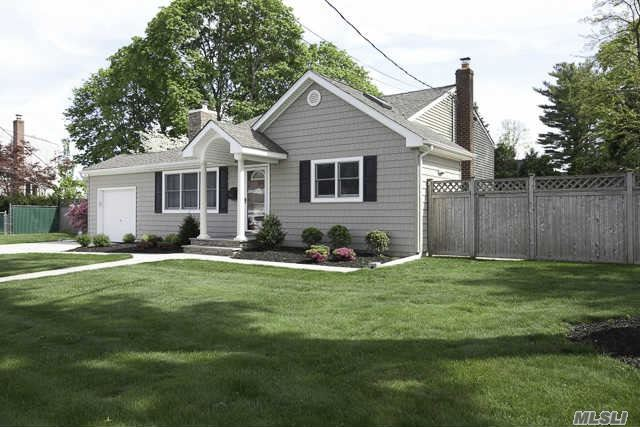 Welcome Home! Beautiful Updated Home, A Must See!