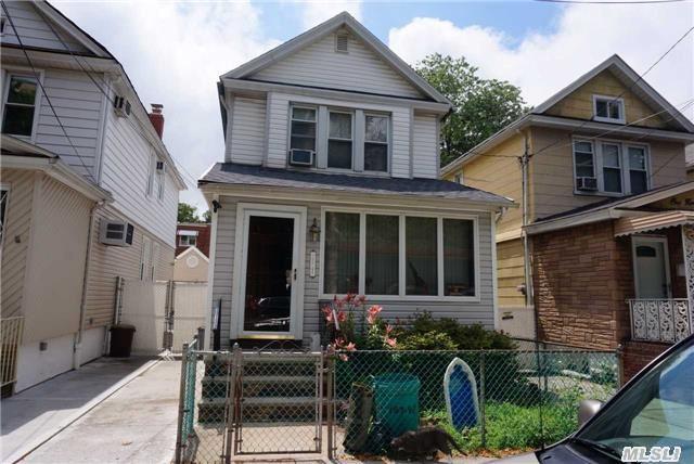 Sold: 107-42 101st St, Ozone Park, NY 11417