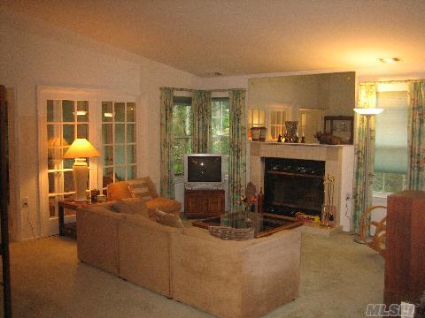 151 Glen Dr Formal Living Room w/Fireplace