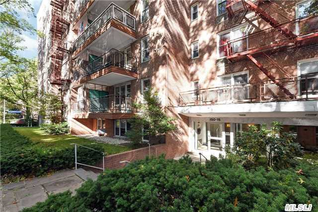 SOLD: 150-15 79th Ave 1G, Kew Garden Hills