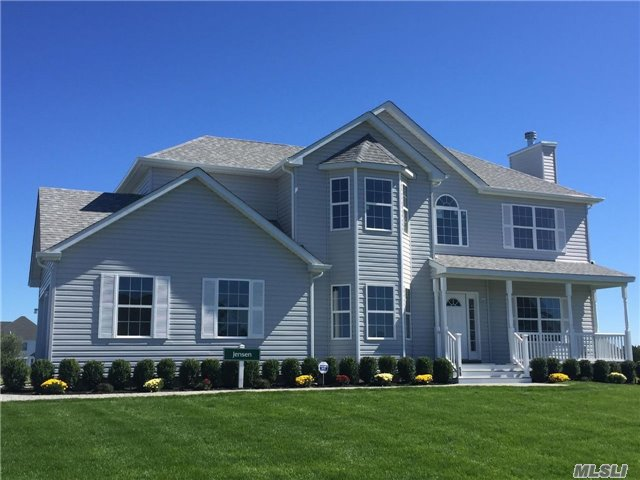 Photo of home for sale at Tbb New Woodland Ave, Manorville NY