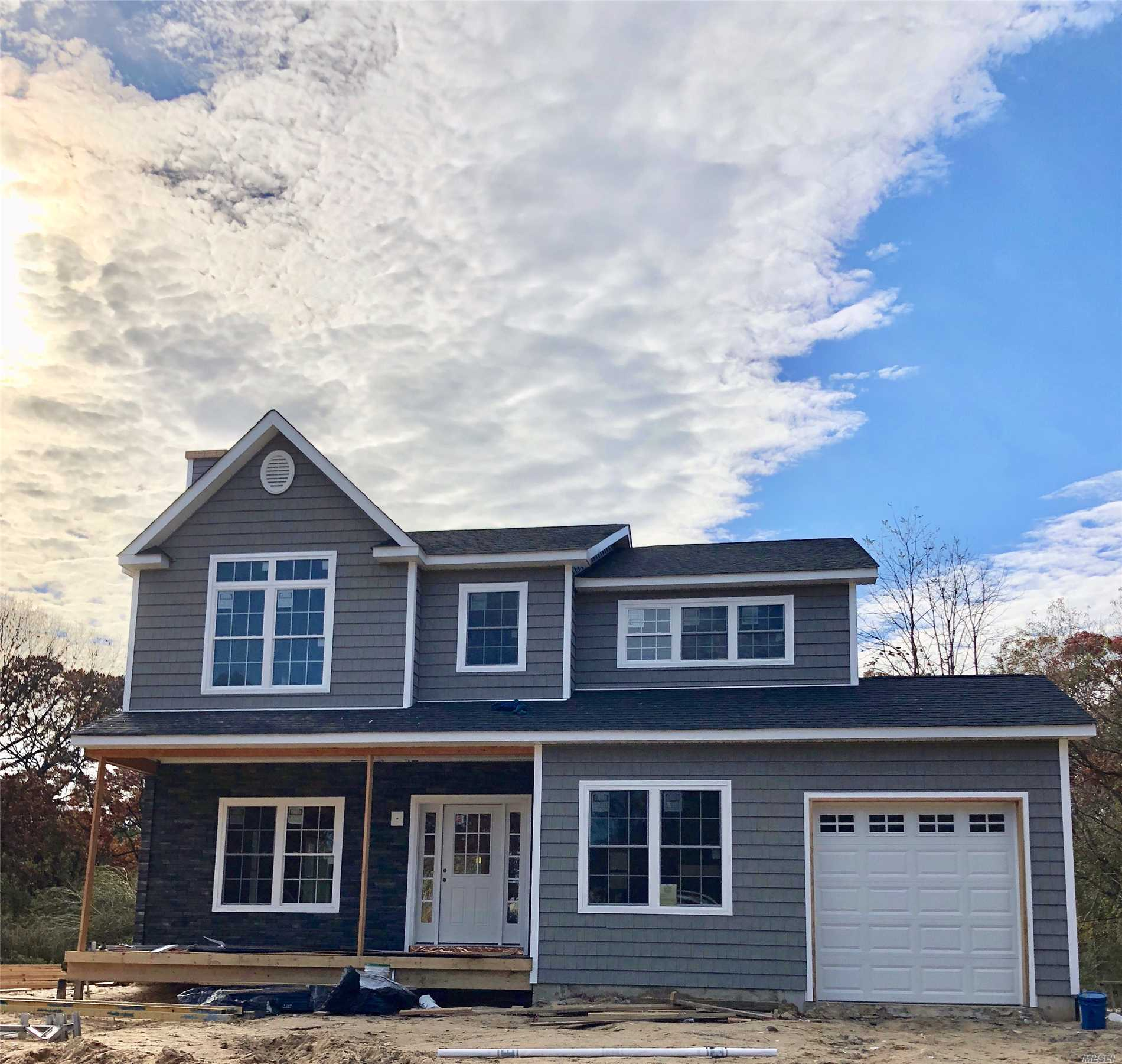 Photo of home for sale at Lot 4 League Ct, Centereach NY