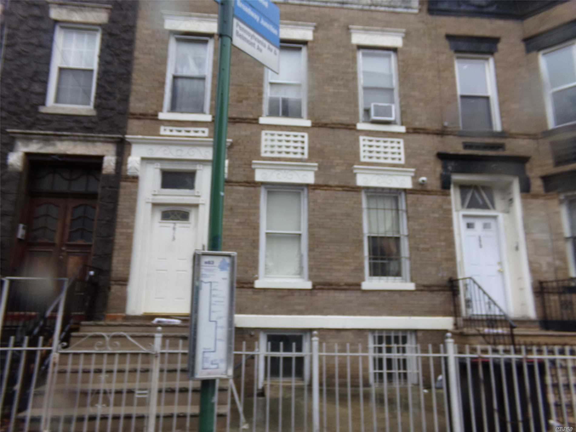 Photo of home for sale at 273 Pennsylvania Ave, Brooklyn NY