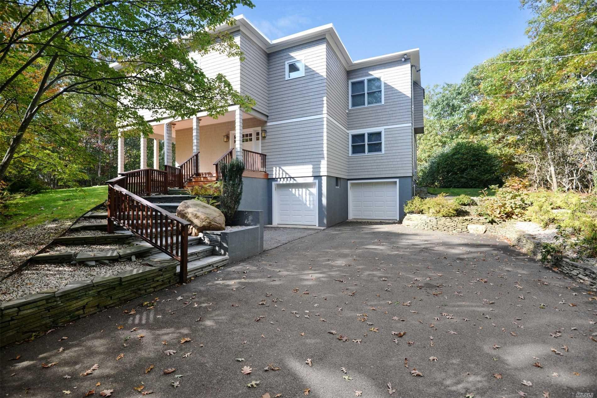 Photo of home for sale at 1802 Noyac Path, Sag Harbor NY