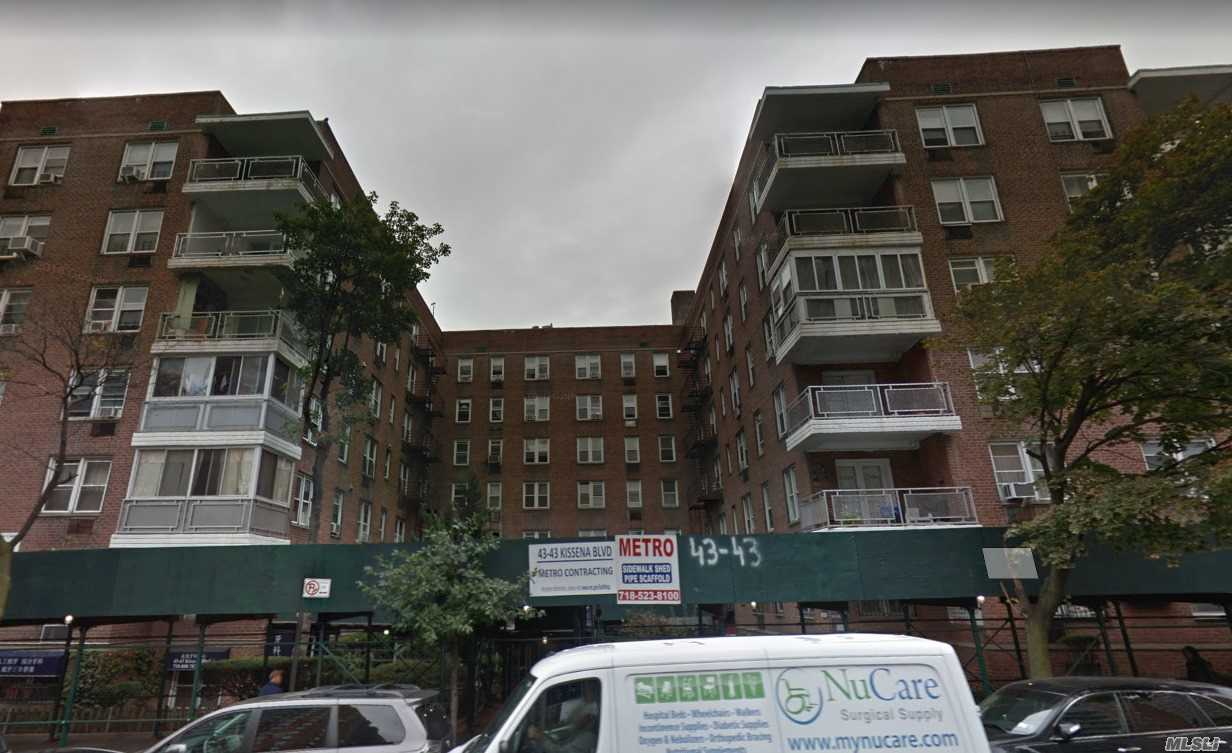 Photo of home for sale at 43-43 Kissena Blvd, Flushing NY