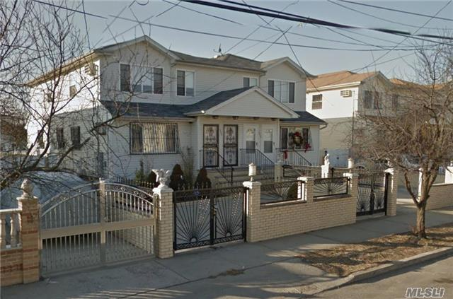 Photo of home for sale at 533 Beach 63rd St, Arverne NY