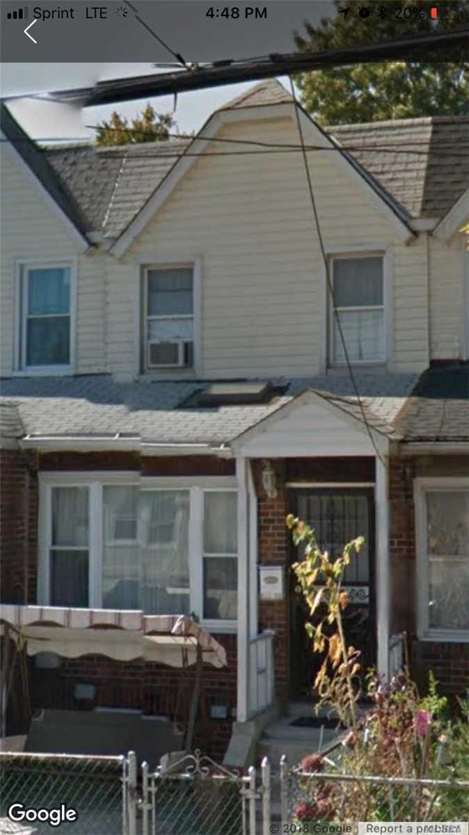 Photo of home for sale at 115-20 123 St, South Ozone Park NY