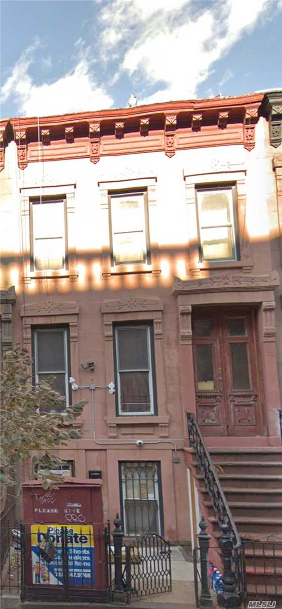 Photo of home for sale at 465 Saint Johns Pl, Brooklyn NY