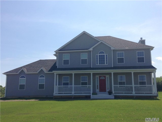 Photo of home for sale at Lot 3 Woodland Ave, Manorville NY