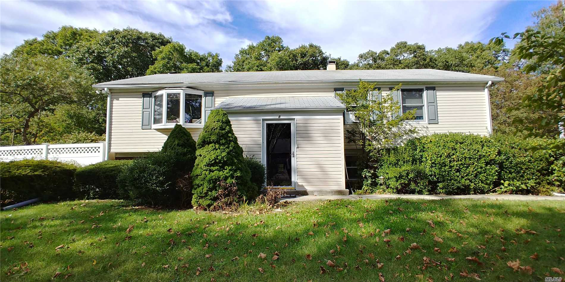 Photo of home for sale at 8 Wedgewood Dr, Coram NY