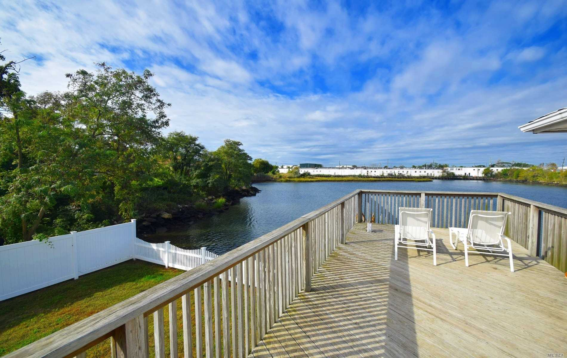 Photo of home for sale at 177 Harris Dr, Oceanside NY