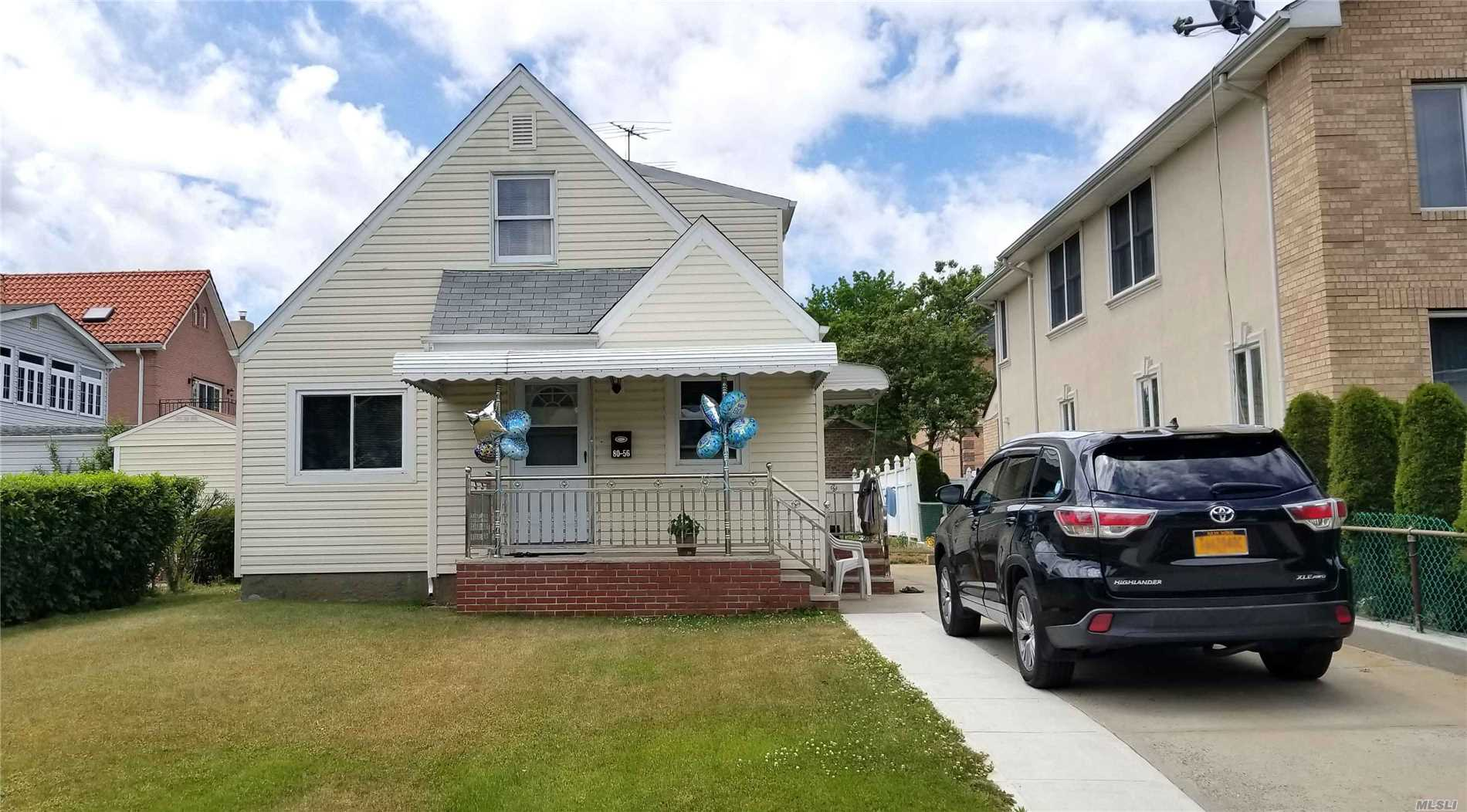 Photo of home for sale at 80-56 Langdale St, New Hyde Park NY