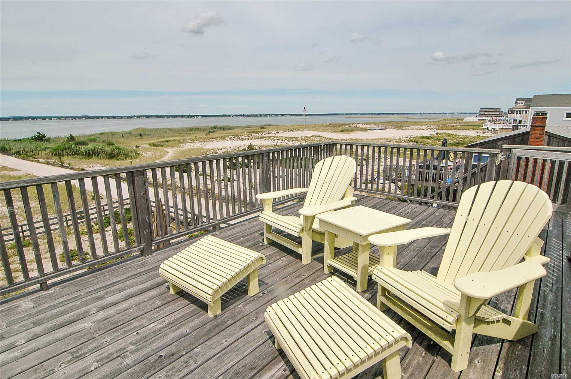 Photo of home for sale at 788 Dune Rd, Westhampton Bch NY