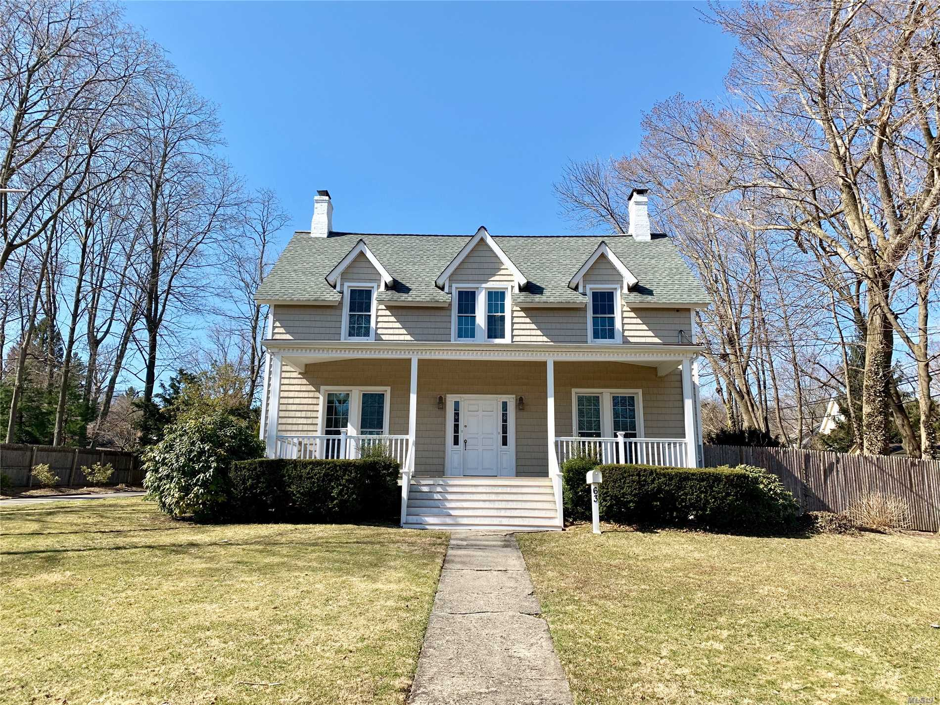 Photo of home for sale at 63 West Neck Rd, Huntington NY