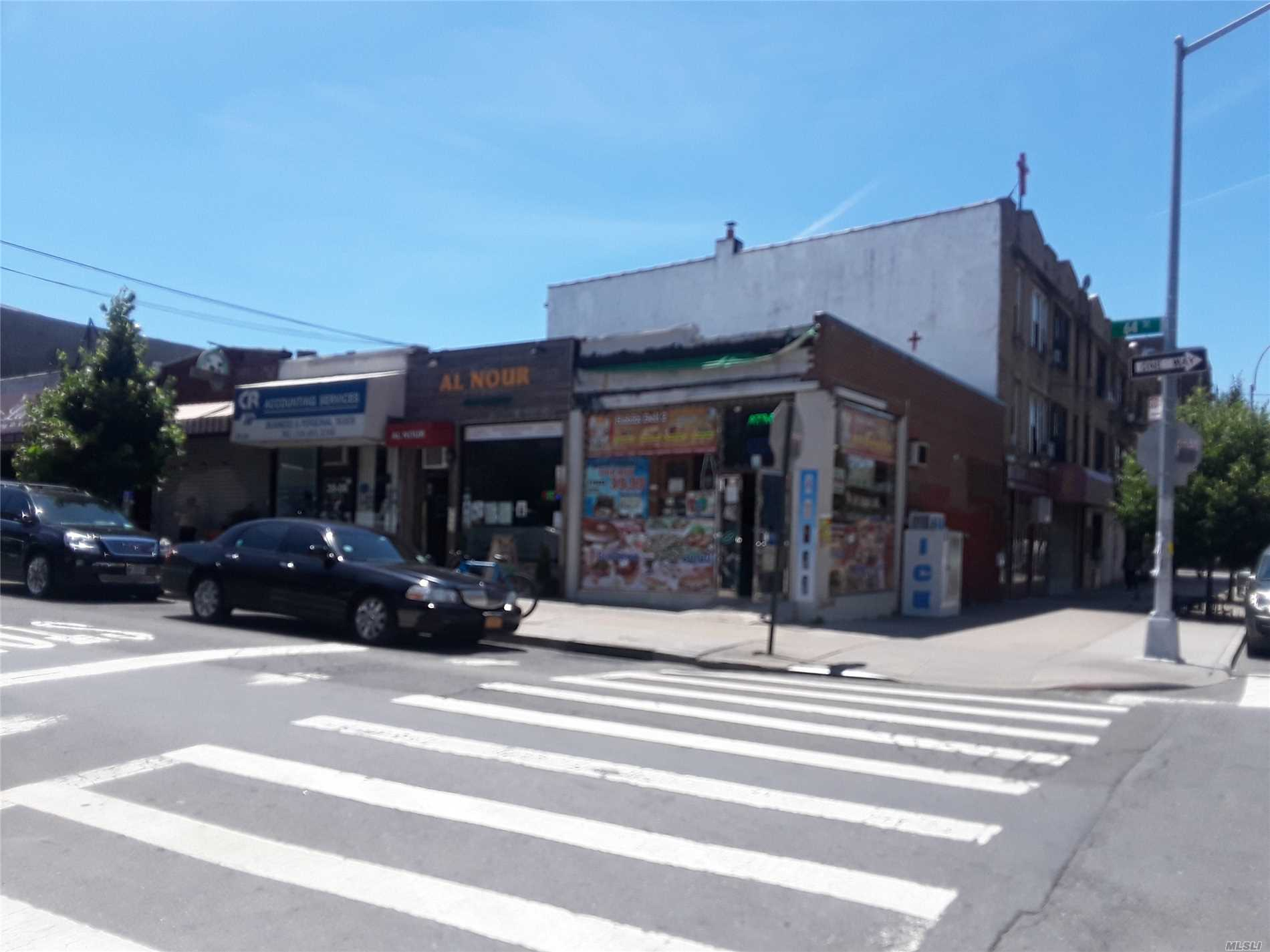 Photo of home for sale at 39-02 64th St, Woodside NY
