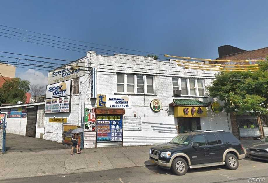 Photo of home for sale at 43-10 National St, Corona NY