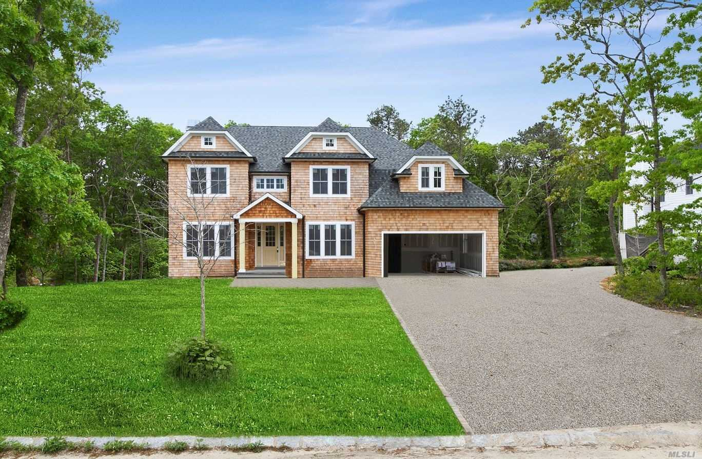 Photo of home for sale at 7 Rady Lane, East Quogue NY