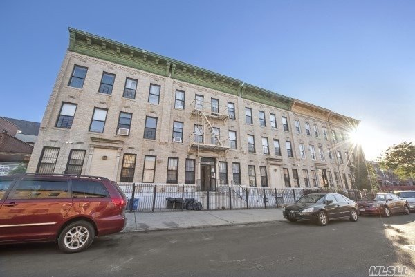 Photo of home for sale at 246 Sumpter St, Brooklyn NY
