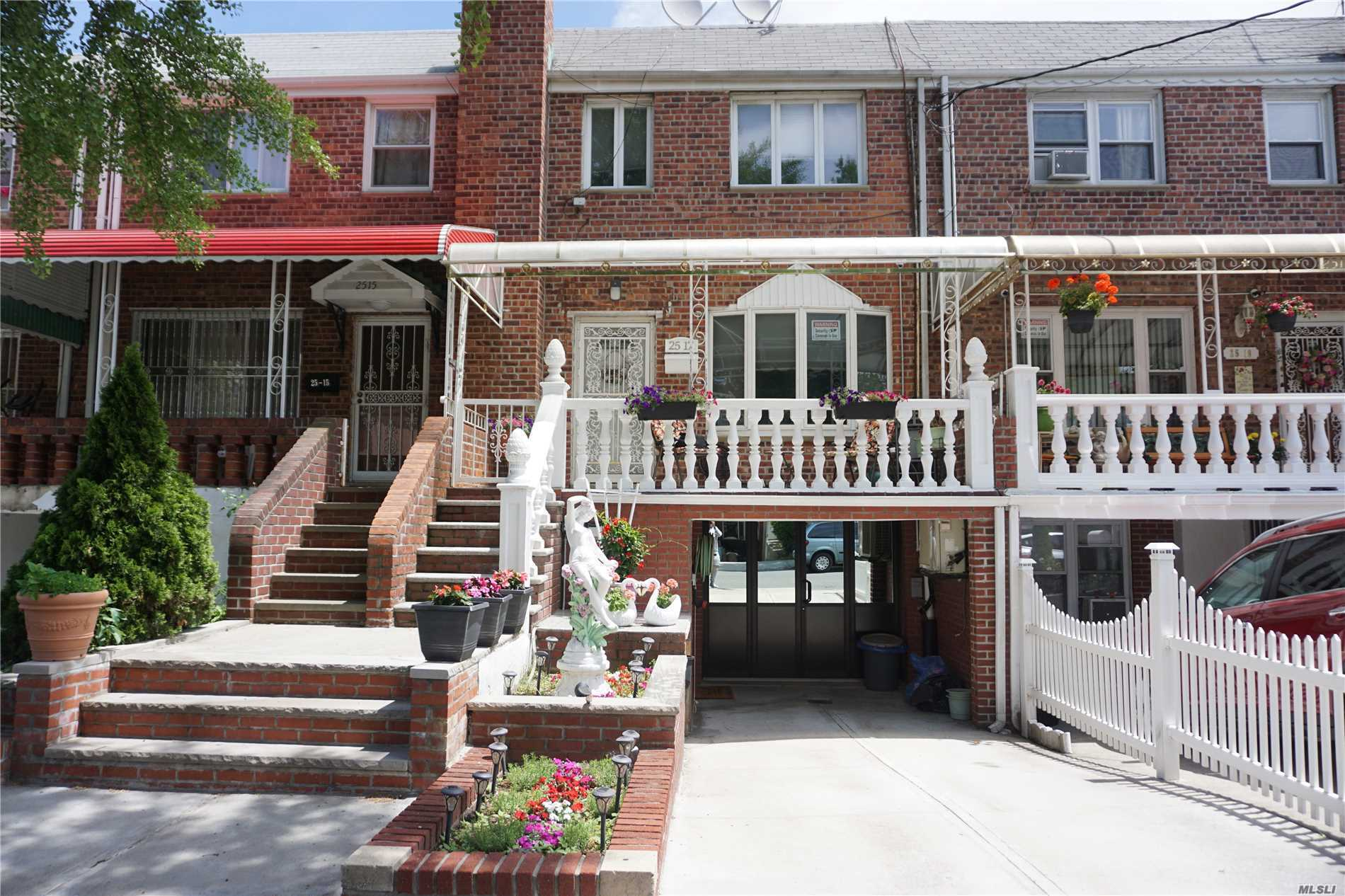 Photo of home for sale at 25-17 88th Street, Jackson Heights NY