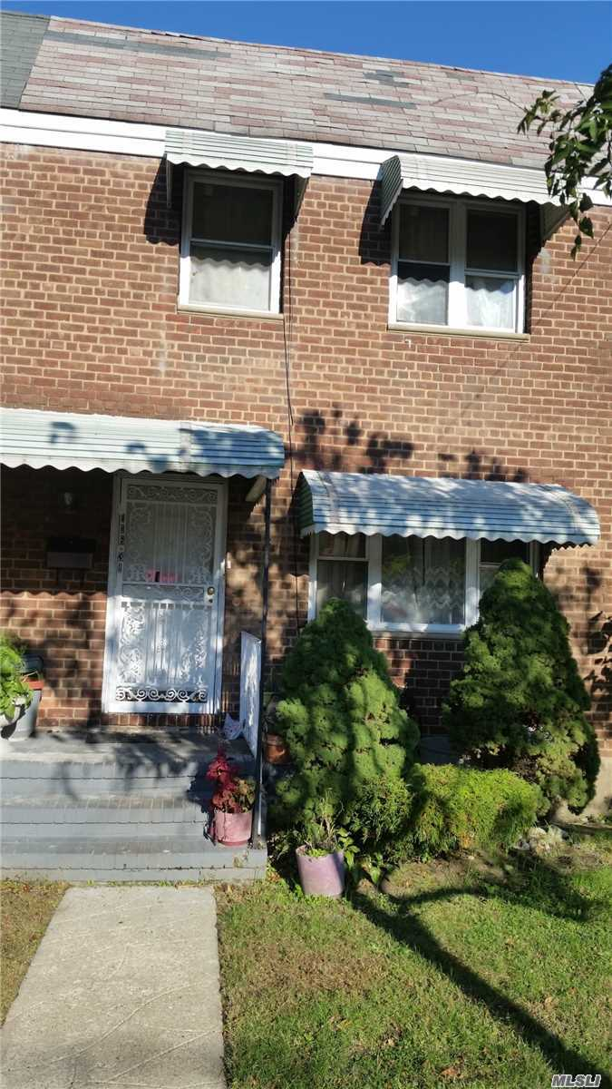 Photo of home for sale at 116-31 167 St, Jamaica NY