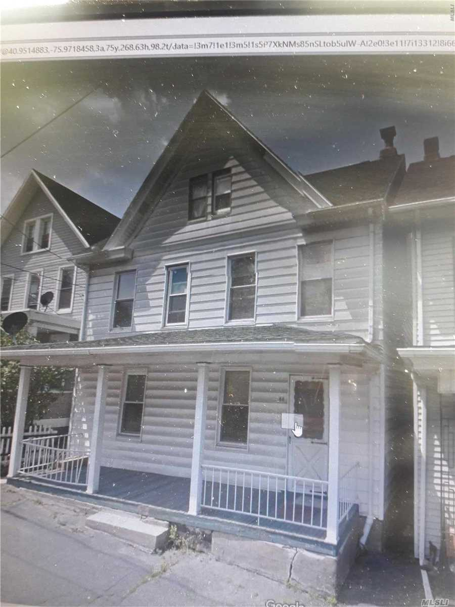 Photo of home for sale at 72 Cedar St S, Hazleton PA