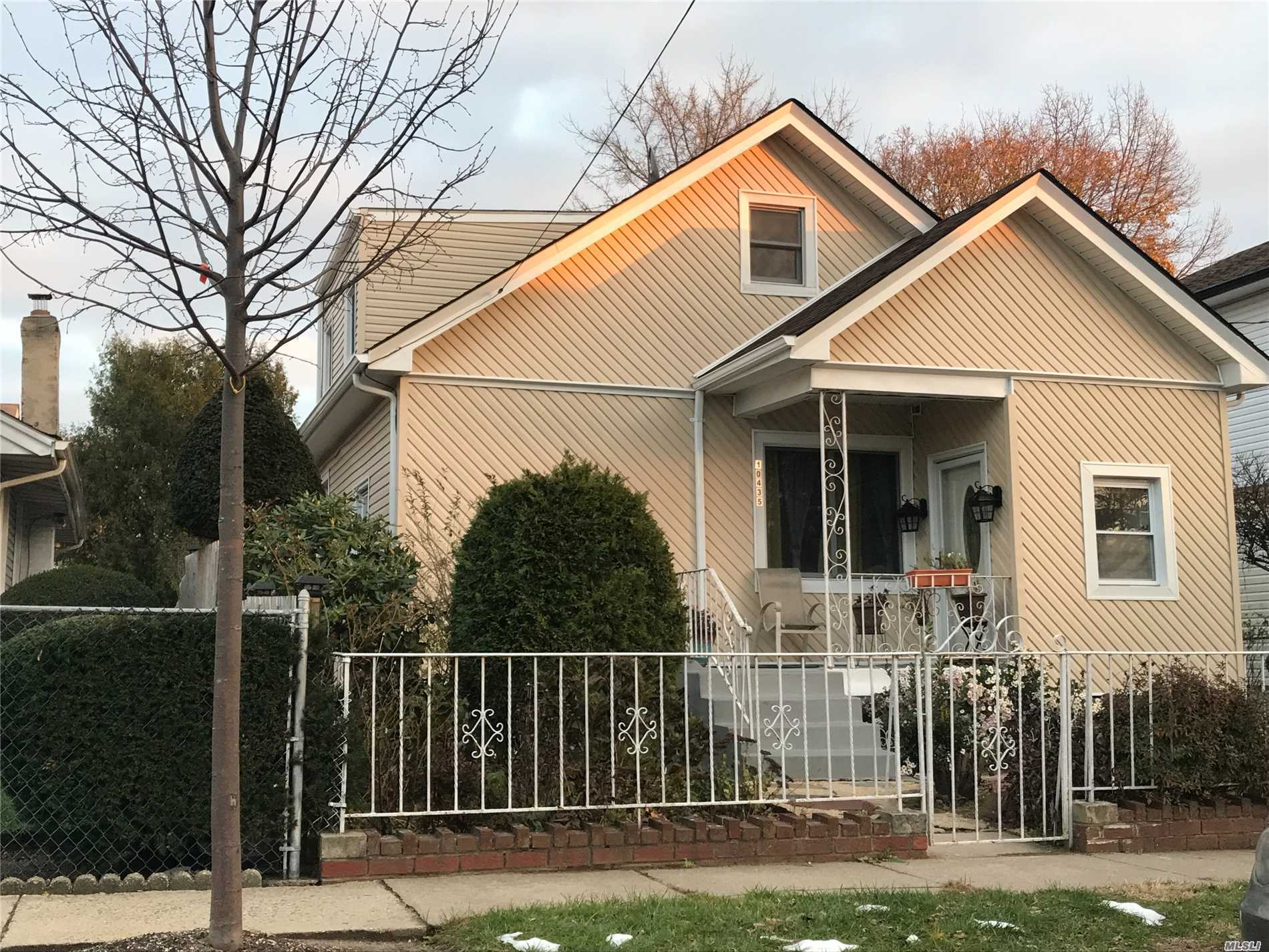 Photo of home for sale at 104-35 219th St, Queens Village NY