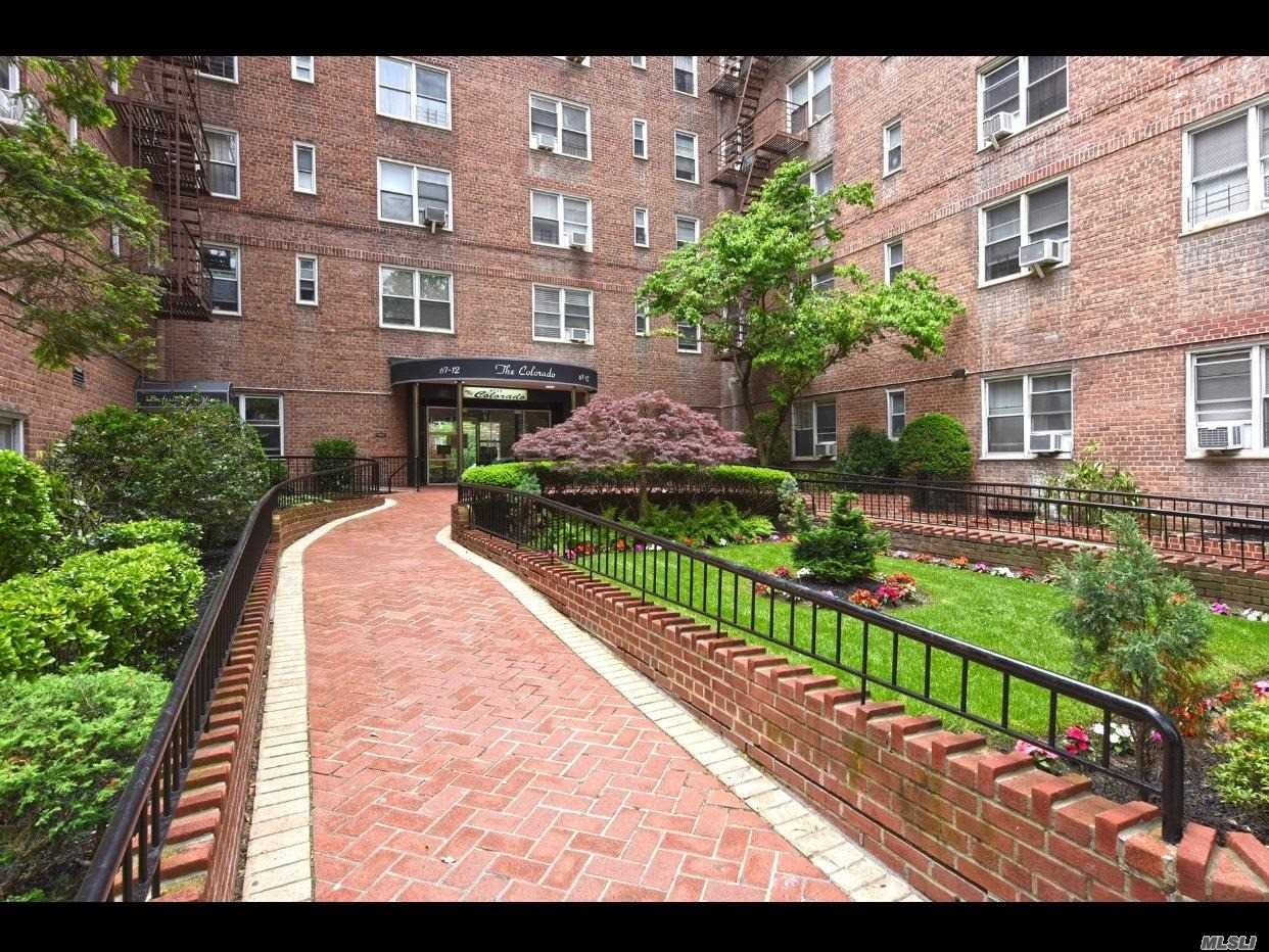 Photo of home for sale at 67-12 Yellowstone Blvd, Forest Hills NY