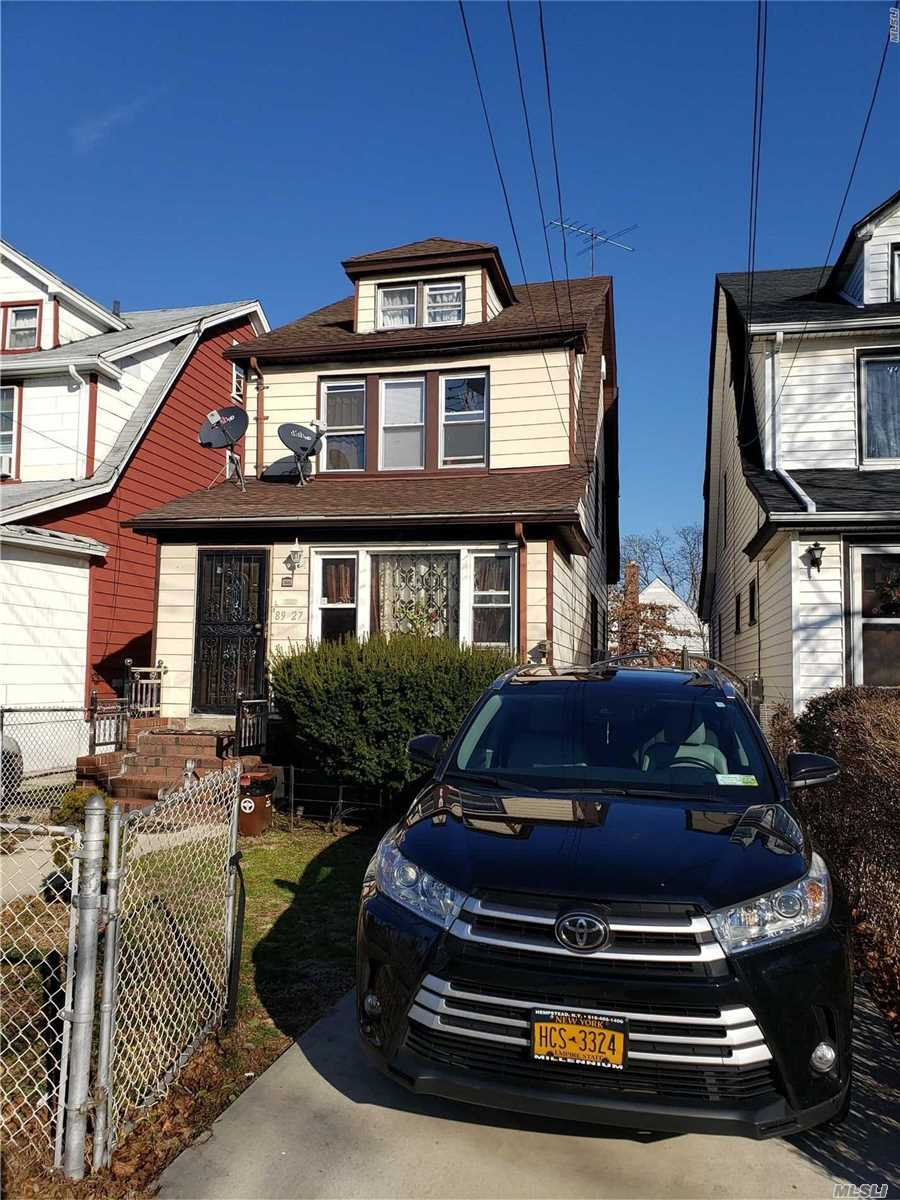 Photo of home for sale at 89-27 220th St, Queens Village NY